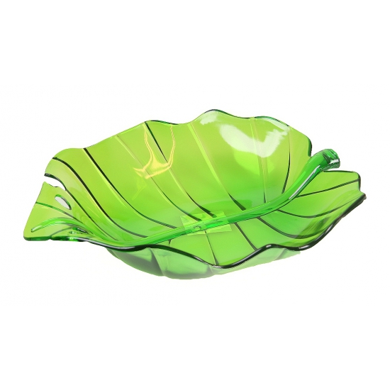 BBQ broodjes schaal groen 32 cm