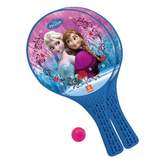 Beachball spel Frozen