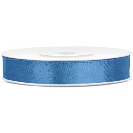 Blauw cadeaulint 12 mm