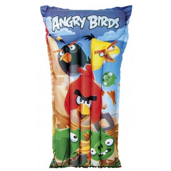 Drijfbed voor in het zwembad Angry Birds