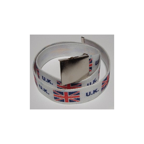 Engeland thema riem 115 cm