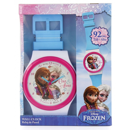 Frozen horloge wandklok 92 cm