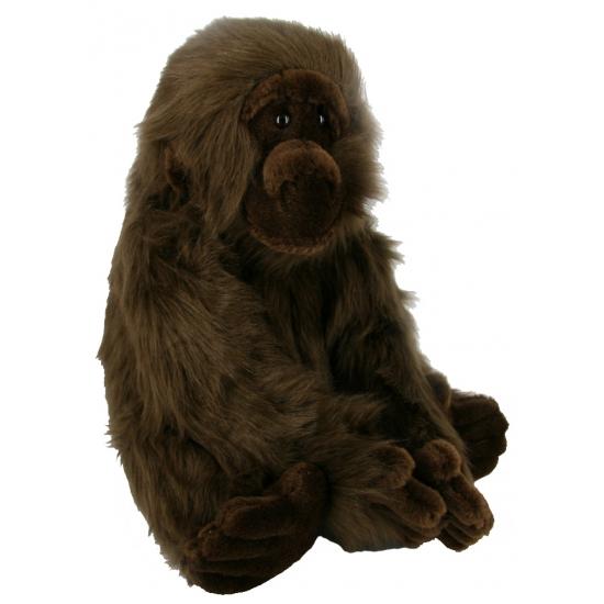 Gorilla knuffeldier 40 cm