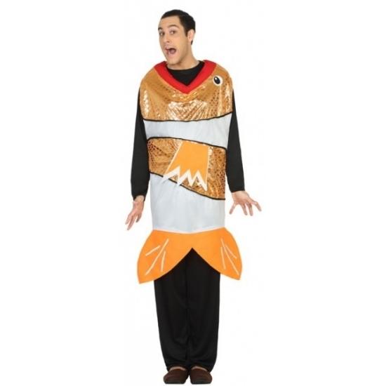 Goudvis verkleedkleding voor mannen