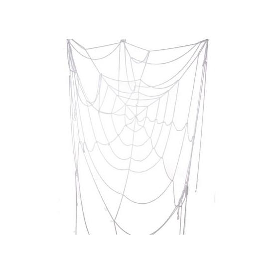 Halloween spinnenweb decoratie 110 cm