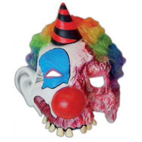 Halloween thema masker enge clown