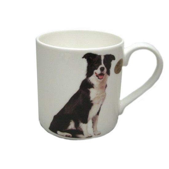 Honden mok Border Collie