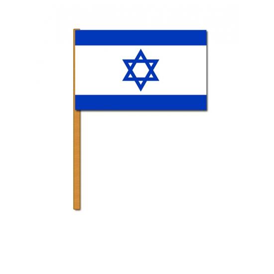 Israelische zwaaivlag