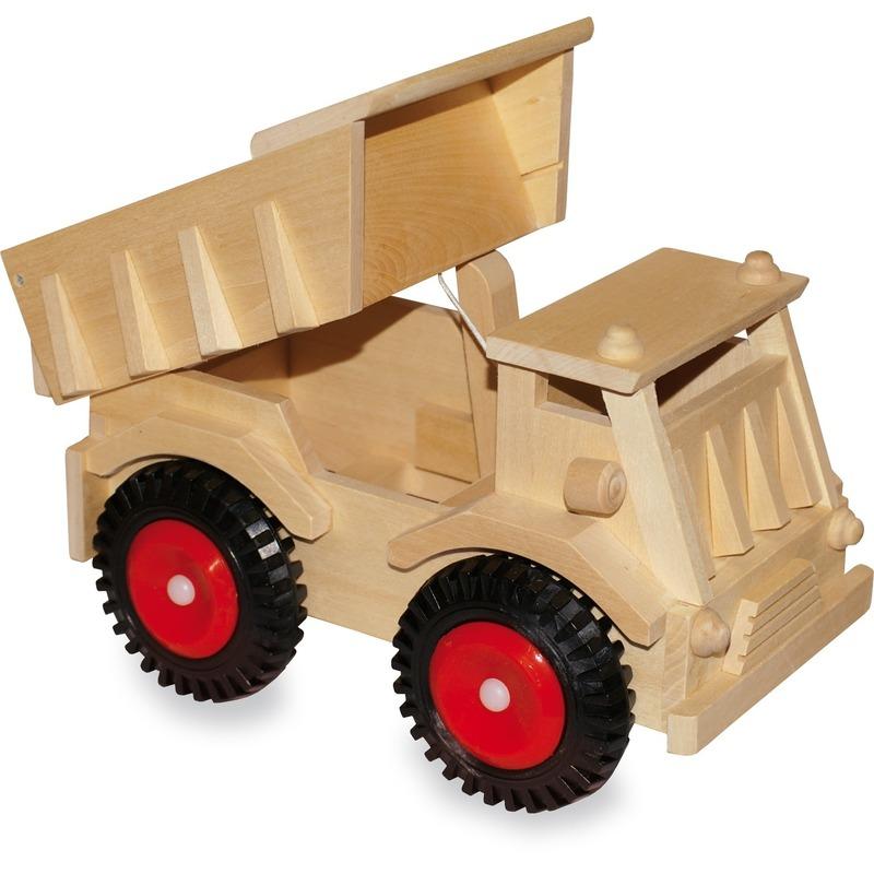 Kinder speelgoed kiep vrachtwagen
