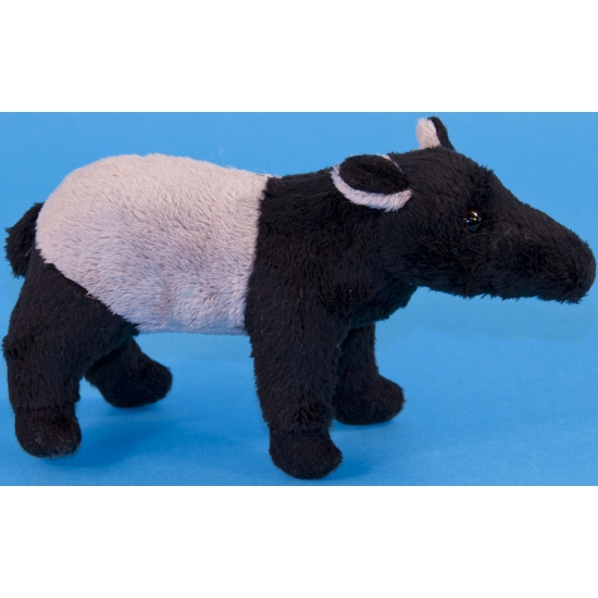 Knuffel tapir 16 cm