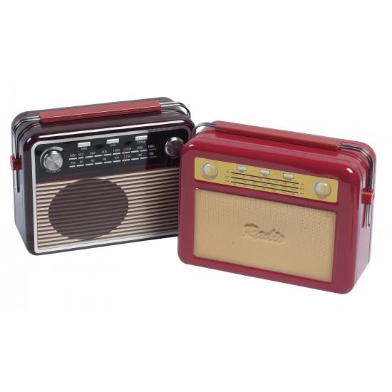 Koektrommel radio