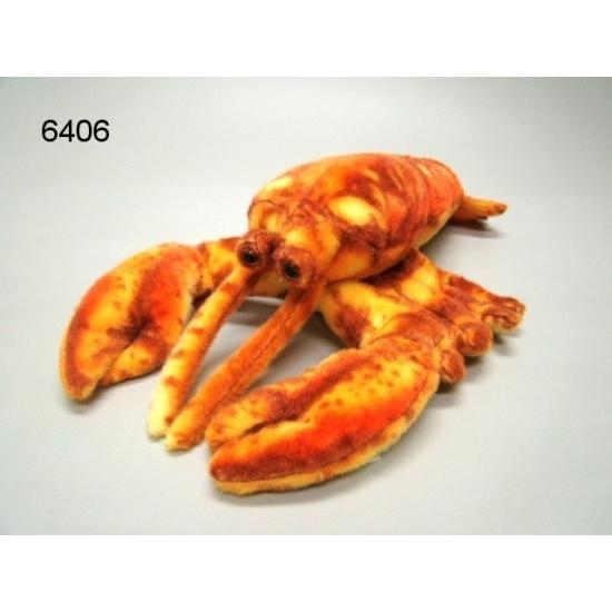 Kreeften knuffels 28 cm