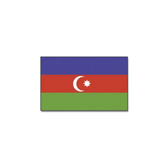 Landen vlag Azerbeidzjan