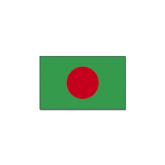 Landen vlag Bangladesh