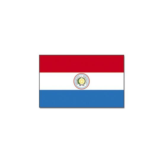 Landen vlag Paraguay