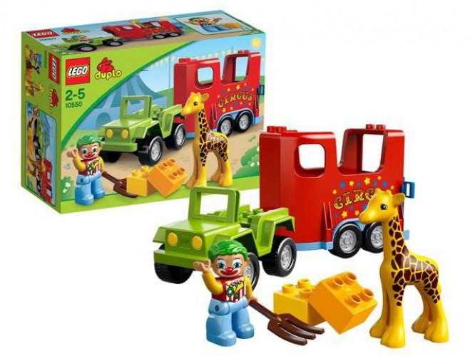 Lego Duplo Circus speelset