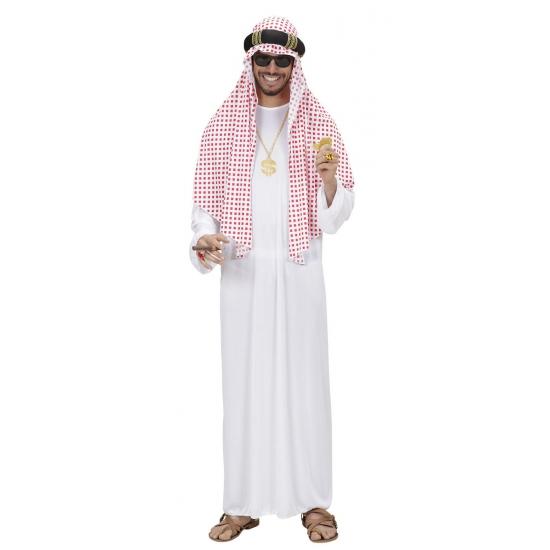 Luxe Arabische man kostuum