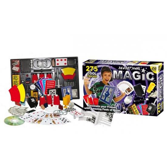 Magische goocheldoos 275 trucs