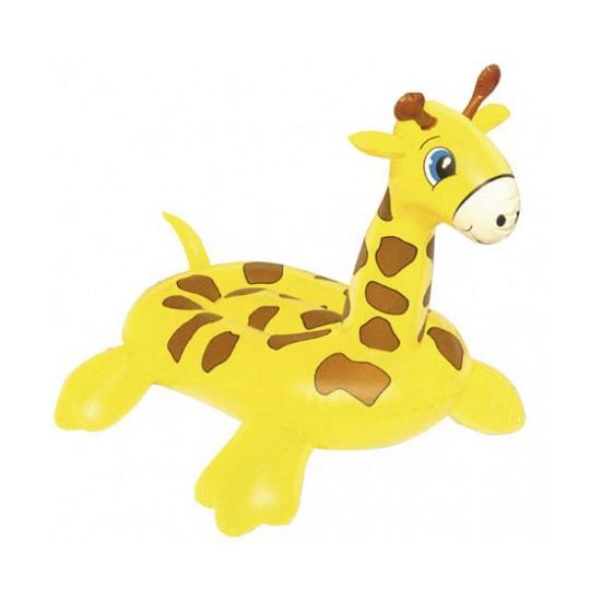 Opblaas giraffe 117 x 71 cm