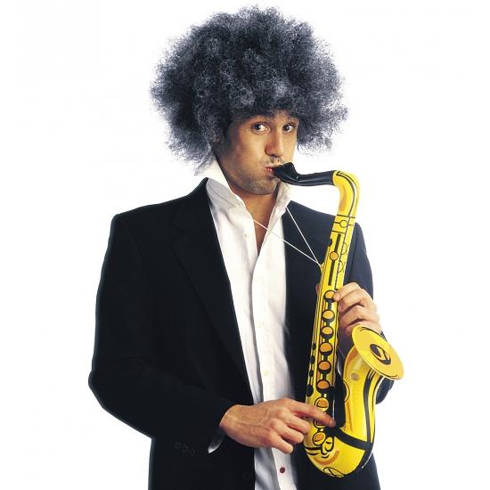 Opblaas saxofoon 55 cm
