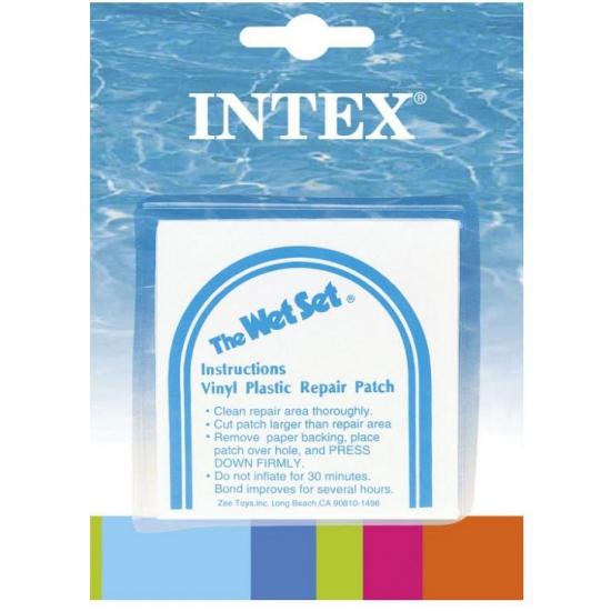 Intex reparatie plakkers