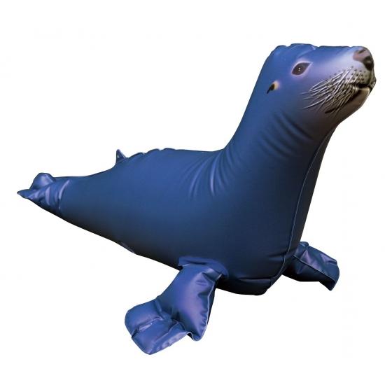 Opblaasbare blauwe zeeleeuw 51 cm (bron: Partyshopper)