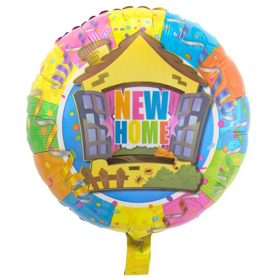 Pas verhuisd folie ballonnen