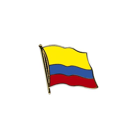 Pin speldje van Colombia