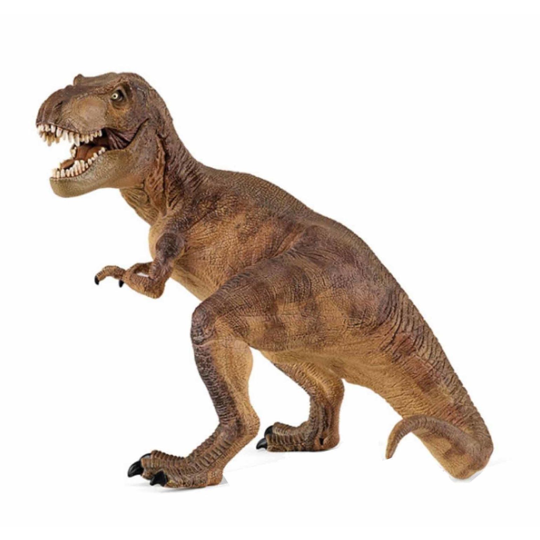 Plastic Papo t-rex dinosaurus 17 cm