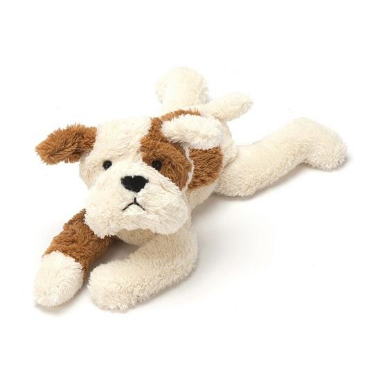 Pluche knuffel puppy 27 cm