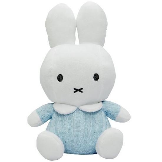 Pluche Nijntje knuffels blauw 40 cm