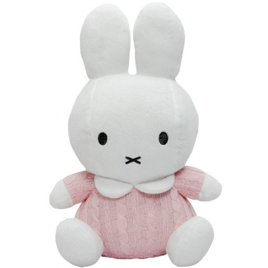 Pluche Nijntje knuffels roze 40 cm