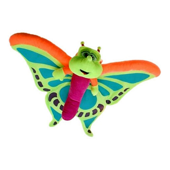 Pluche vlinder knuffels 58 cm