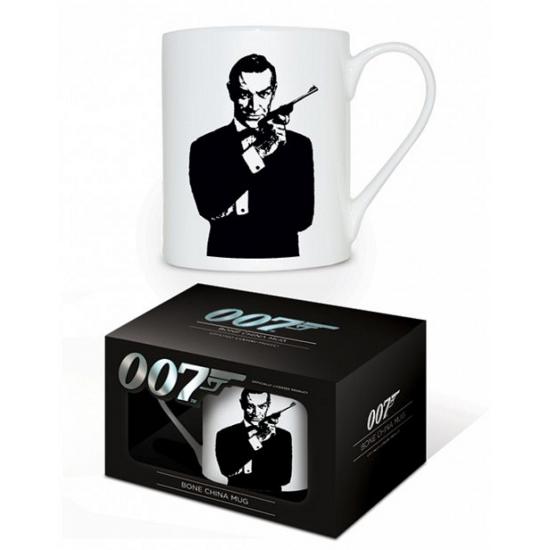 Porseleinen mok James Bond