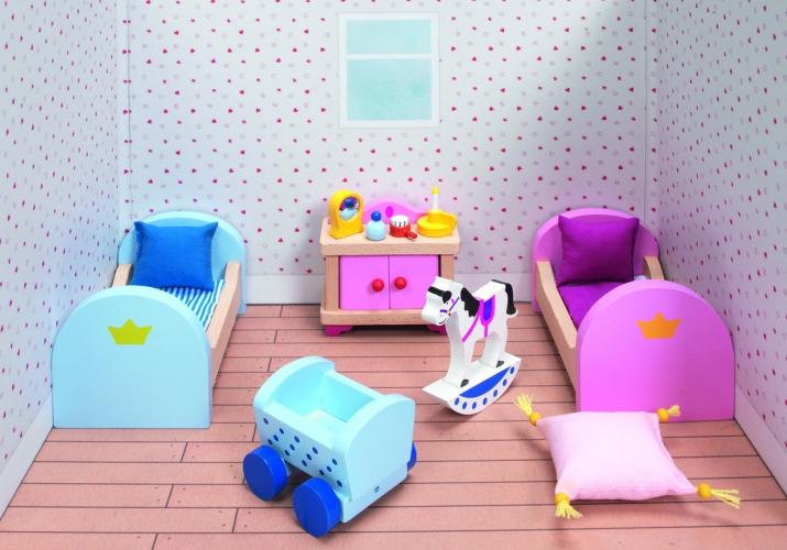 zoekresultaten poppenhuis meubeltjes slaapkamer globos