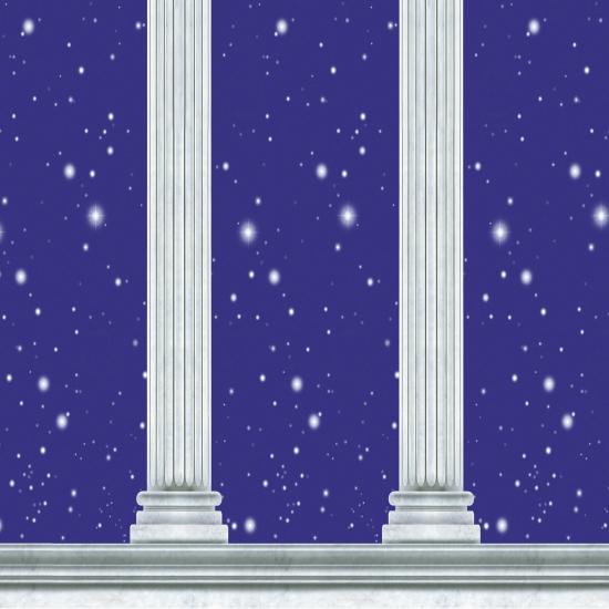 Romeinse tempel scenesetter