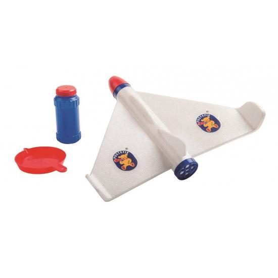 Speelgoed bellenblaas vliegtuig