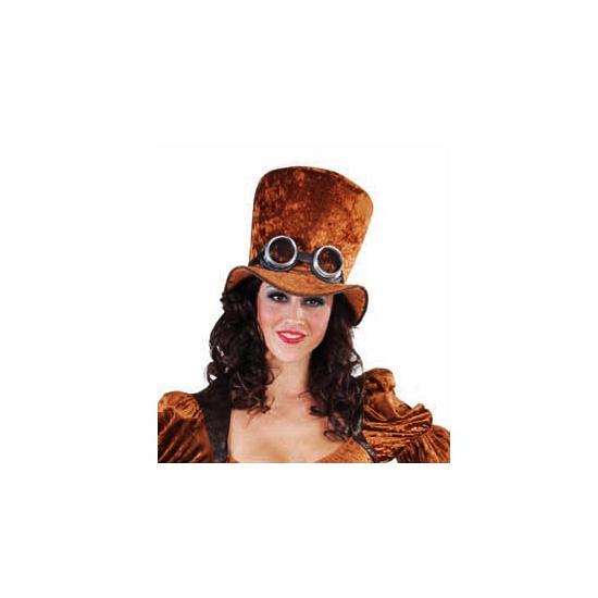 Steampunk hoge hoeden