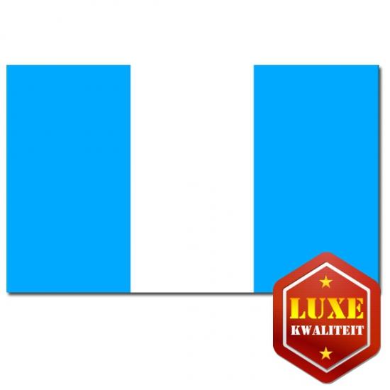 Vlaggen van Guatemala 100x150 cm
