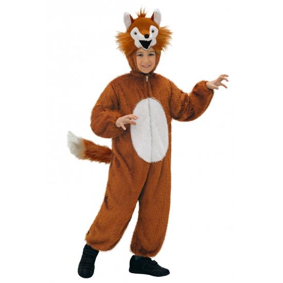 Vossen kostuum voor kids