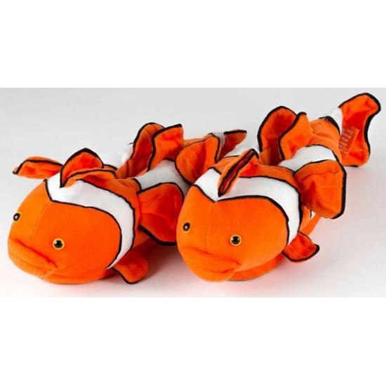 Zachte dieren pantoffels goudvis