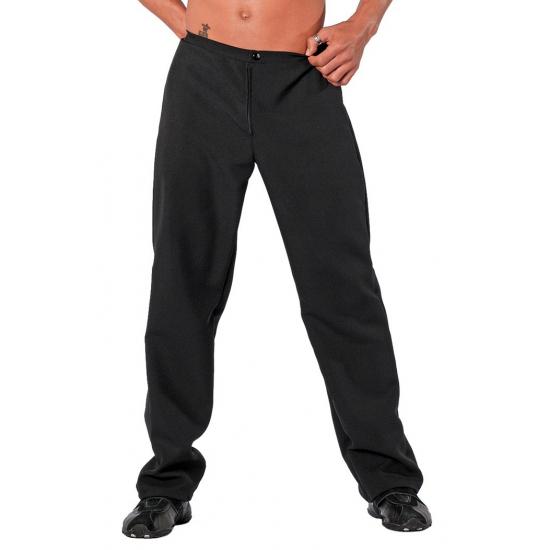 Zwarte verkleed broek