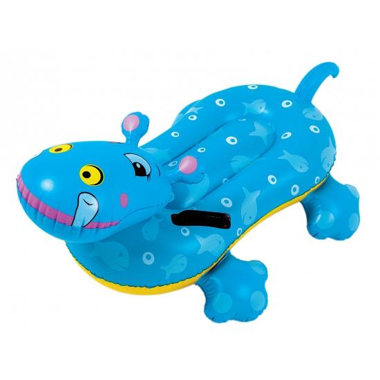 Zwembad opblaas nijlpaardje 104 cm