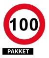 Feestpakket 100e verjaardag