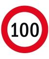 100 geworden bierviltjes