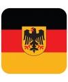 Bierviltjes Duits thema 15 st