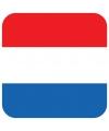 Bierviltjes Nederlandse thema 15 st