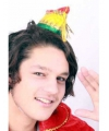 Prins Carnaval hoed mini