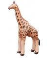 XXL opblaas giraffe van 92 cm