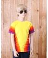 T-shirt alternatieve print voor kinderen